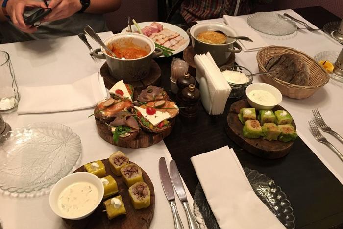 фото еды в ресторане киев надеемся найдете